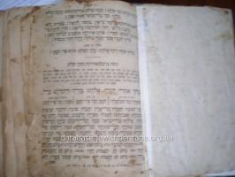 book of Siddur #1